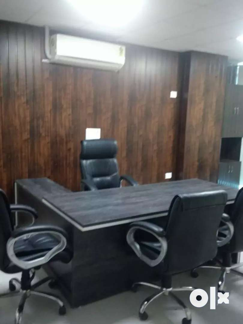3 cabins 1 conference 30 seats furnished office for rent sec 63 noida 0