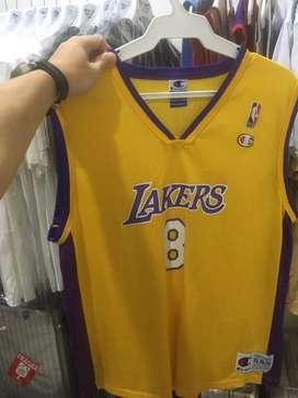 Kobe champion jersey