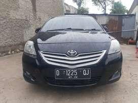 Toyota vios 2012 hitam mulus pajak pjg manual