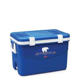 Boks Es/Cooler Box Antartica 55 liter Lion Star