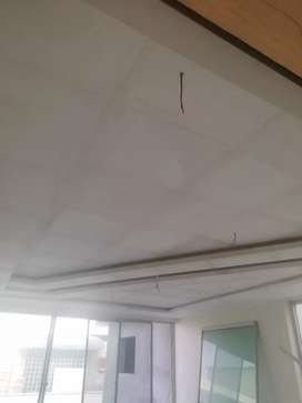 False ceiling pop