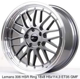 VELG MOBIL RACING LEMANS 306 HSR R18X8 H5X114,3 ET35 GML