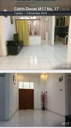 Rumah minimalis nan Asri