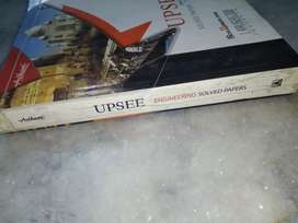 UPSEE Books engineering solved papers
