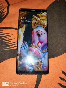 Samsung Galaxy Note 8 6Gb Ram Dual sim Good Condition