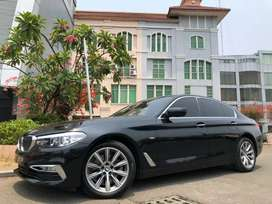 Jual mobil BMW 520i luxury 2018