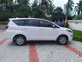 Toyota INNOVA CRYSTA 2.4 GX Manual, 2016, Diesel