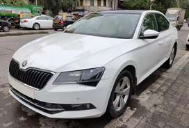 Skoda Superb Elegance 1.8 TSI AT, 2016, Petrol