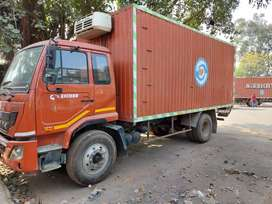 Eicher 3015 AC container 2017 model