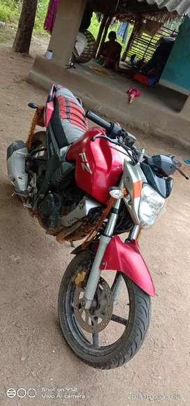 Yamaha fz old model bike
