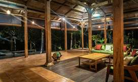 FOR RENT 4 BEDROOMS VILLA IN NORTH UBUD - CH001