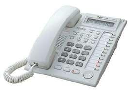 Key Telepon Panasonic KX-7730X baru masih dalam dus