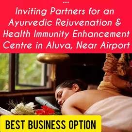 Inviting Partner for Ayurveda Rejuvenation & Immunity Enhancement Biz