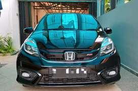 BRIO  RS 1.2 CVT HITAM