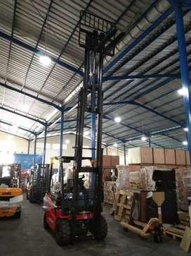 Forklift Elektrik Batterai Karanganyar