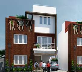 Duplex House in the middle of OMR, Airport, Tambaram, sholinganallur
