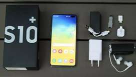 samsung s10+ at best price 18500/-hurryup with cod and free shipping