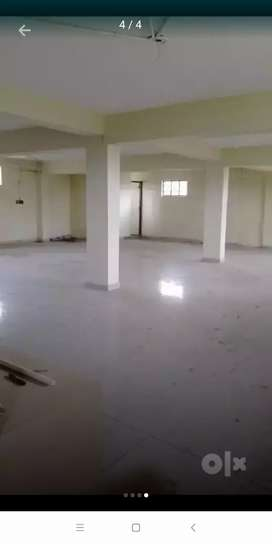 On road Multipurpose Hall for rent