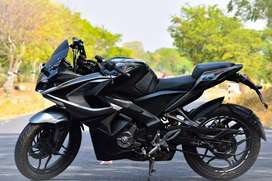 Pulsar rs 200 good condition than the product is most likely than