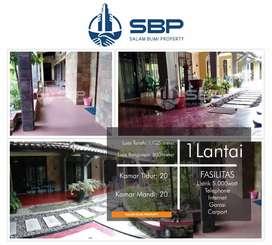 Hotel Melati 20kmr Strategis Tengah Kota Jogja,Tirtodipuran Potensial
