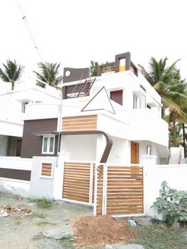 2 BHK VILLAS NEAR THUDIYALUR WITH ALL REQUIRED AMENITIES