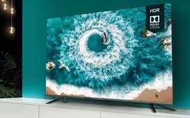 "42"" SMART _ ANDROID 4K ULTRA HD SONY PANEL LED TV IN !! SOUNDBAR !!"