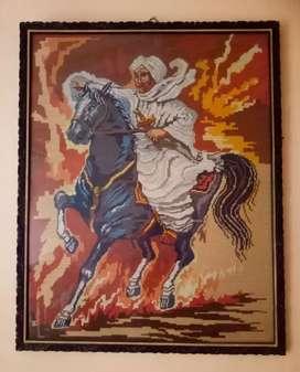 Lukisan Kruistik Buatan Tahun 1983