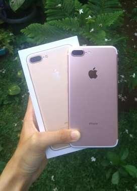 MURAH Iphone 7 Plus 32Gb Muluss Fullset Original No Minus Tt Ip X 8+