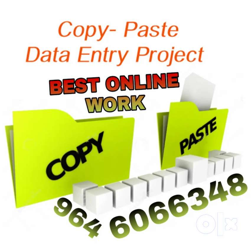 Online work from your own location.. 100% genuine Offline project now