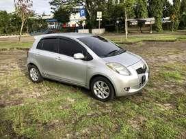 Toyota yaris E 2007 matic good condition