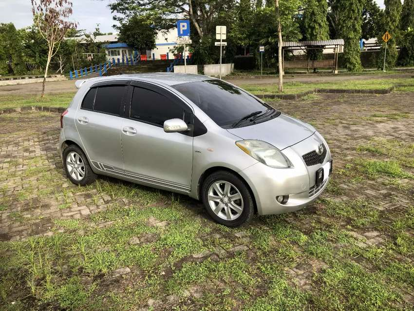 Toyota yaris E 2007 matic good condition 0