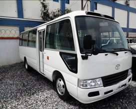 TOYOTA C#P COASTER AUTOMATIC 2015 .. on Easy Installment .