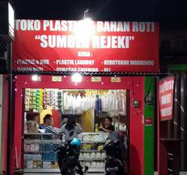 Lowongan Kerja Pegawai Toko Plastik Dan Bahan Roti Jl.Palagan Ngaglik