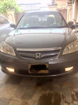 Civic Vti Prosmatic in excellent condition with no work!