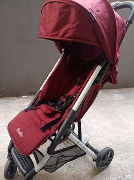 Stroller cocolatte iconic, cabin size