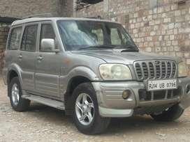 Mahindra Scorpio VLX 2WD AT BS-IV, 2008, Diesel