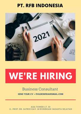 Urgenly Needed Business Consultant