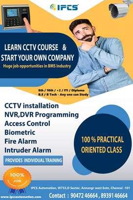 CCTV Fire Alarm Training