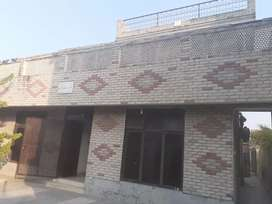 1 KANAL HOUSE,100 ft road,SADAT COLONY near DHA ph 5