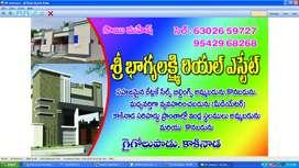 Sree bhagya laxmi real estate .Im a mediator .