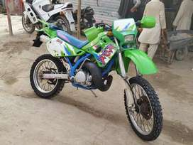 Kawasaki kdx 250 for sale