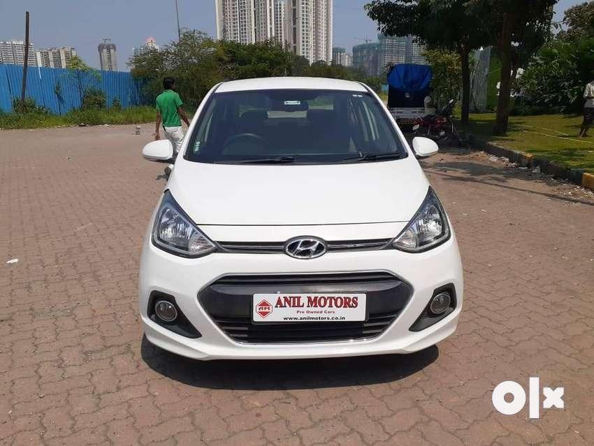 Hyundai Xcent SX 1.1 CRDi, 2016, Diesel 0
