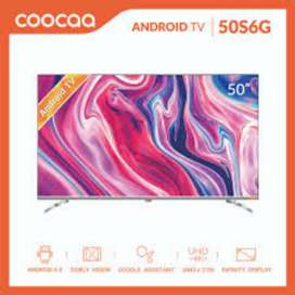 televisi coocaa 50s6g android tv