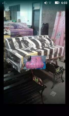Kasur busa sofabed lipat murah no 3 10x120x180 juve