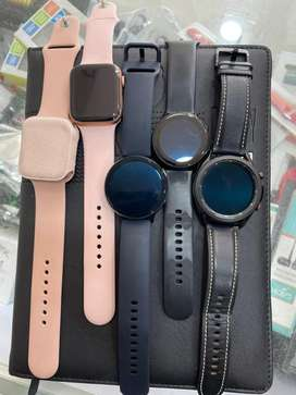 Watch 3 46 MM LTE and apple watch 5