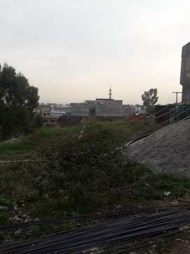 Sowan garden markaz commercial plot main Rd block C 133sqyards