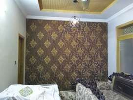 Wallpapers and blinds glass paper