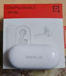 One plus buds z - white