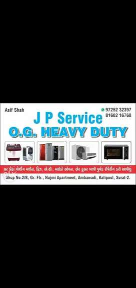 Service chaz Rs.150
