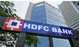 Urgent hiring in hdfc bank in sector 57 faridabad